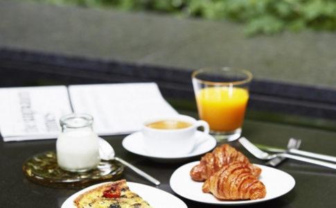 ザ・カフェby アマン:朝食
